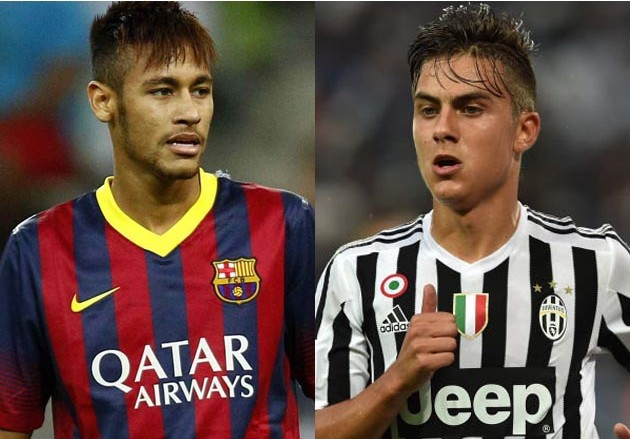Dybala Gantikan Neymar di Barcelona