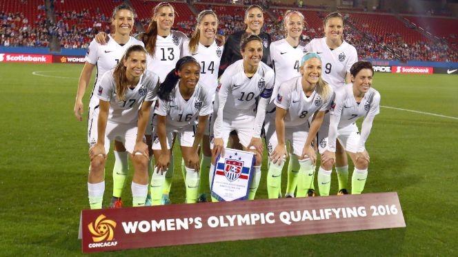 Olimpiade 2016:Timnas Sepakbola Wanita Amerika Mengumumkan Daftar Skuatnya, Termasuk Kembalinya Megan Rapinoe