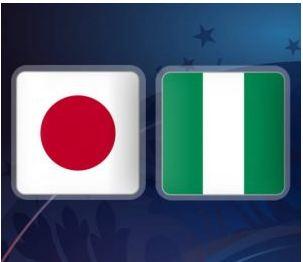Prediksi Bola Olimpiade : Nigeria VS Jepang