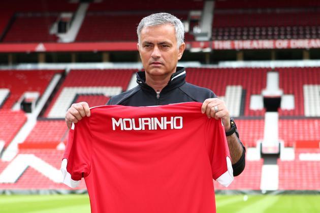 Mourinho Bawa Wajah Baru United ke Arah Gelar