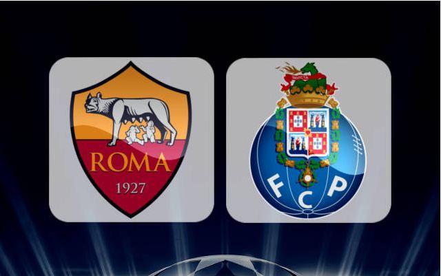 Prediksi Bola : AS Roma VS FC Porto