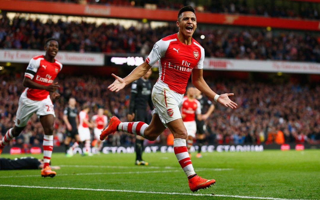 Alexis Sanchez Bukanlah Thiery Henry
