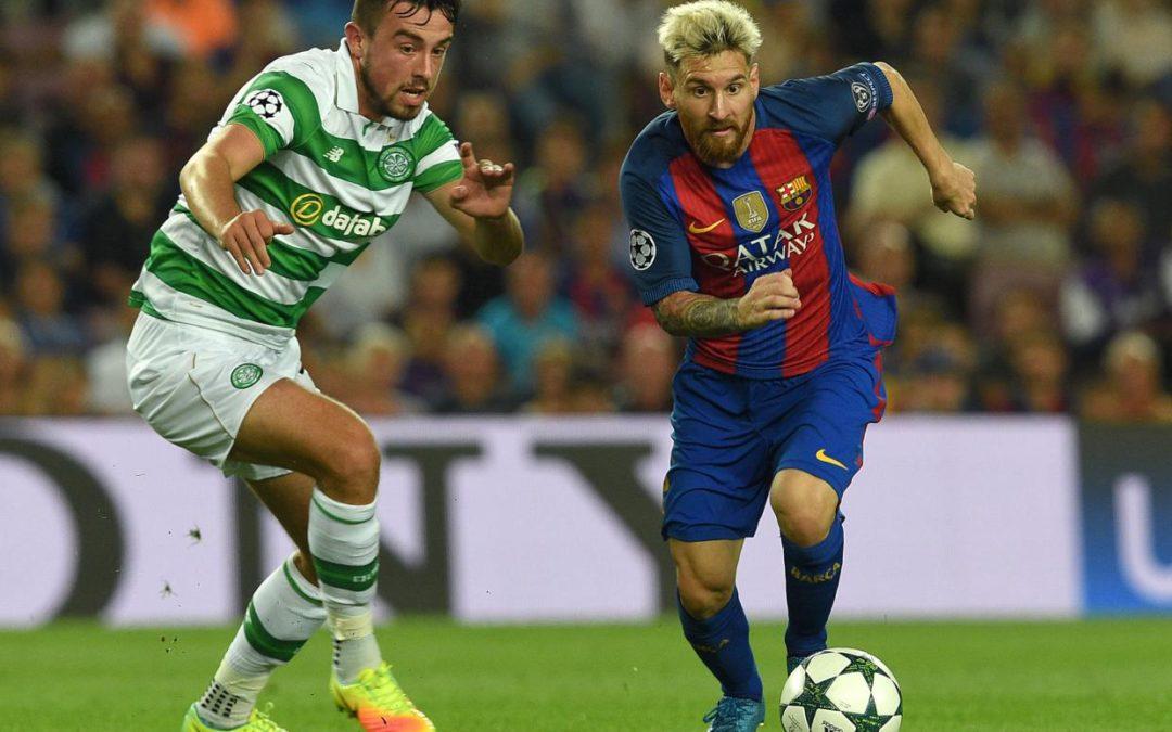 Barca Bantai Celtic 7 Gol Tanpa Balas