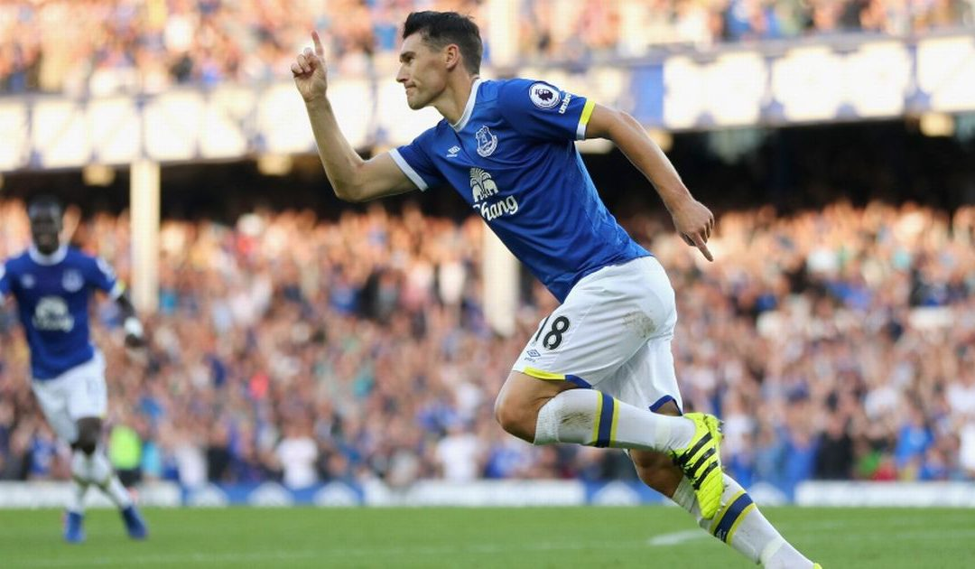 Everton Kunci Posisi 2 Klasmen Sementara