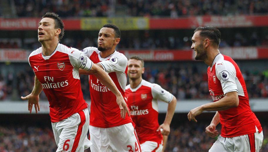 Melihat Konsistensi Arsenal di Liga Inggris Musim Ini