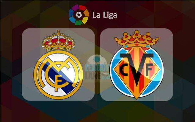 Prediksi Bola Real Madrid VS Villareal