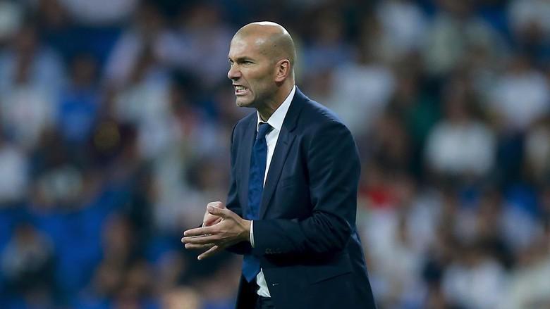 Zidane Yakin Madrid Akan Meraih Kemenangan