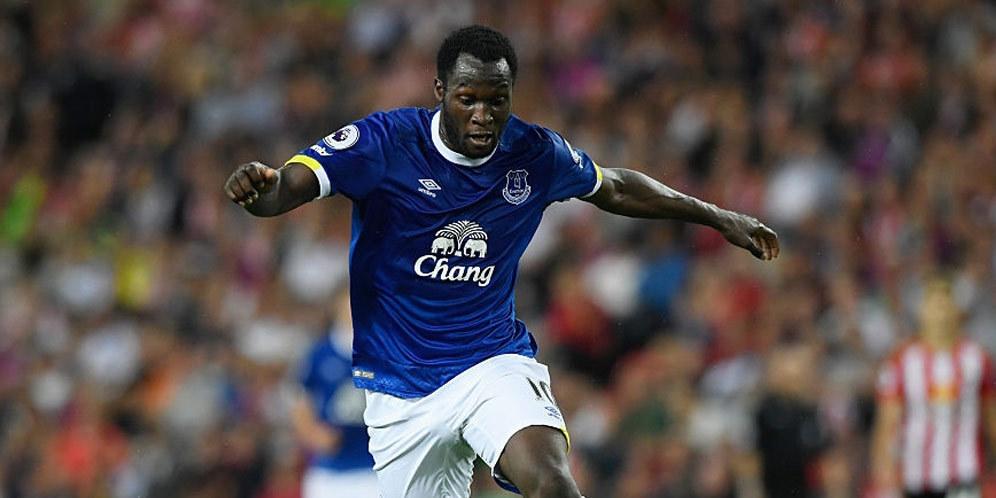 Lukaku Senang Everton Imbangi City