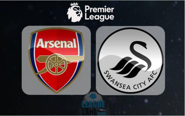 Prediksi Arsenal vs Swansea City
