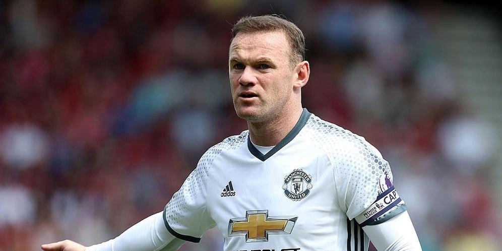 Rooney Mendapat Dukungan Atas Penampilannya