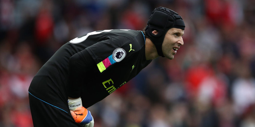 Cech Puji Kedalaman Skuat Arsenal