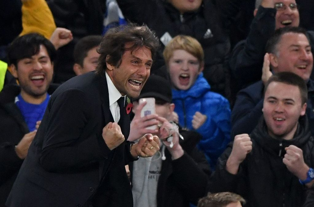 Conte Puas Dengan Kemenangan Atas Everton
