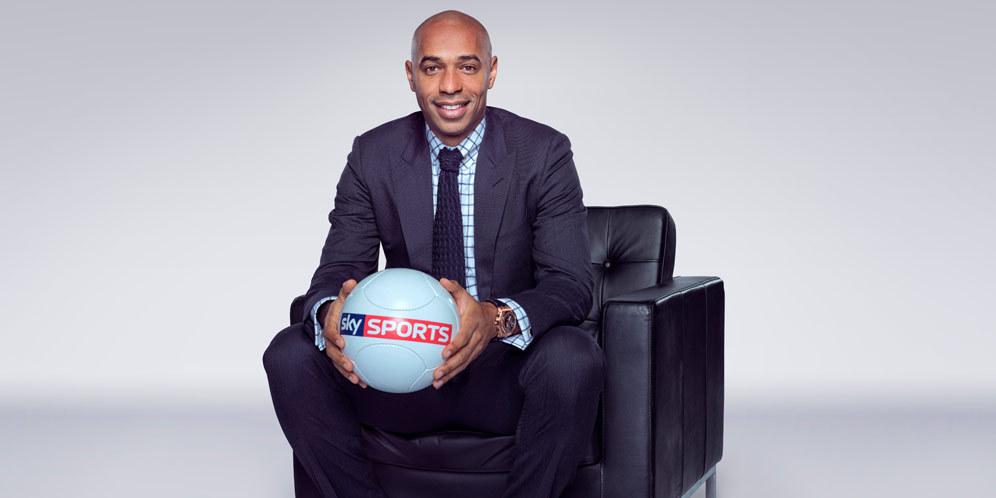 Henry Ragukan Kemampuan Wenger Atasi Mourinho