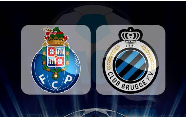Prediksi FC Porto vs Club Brugge
