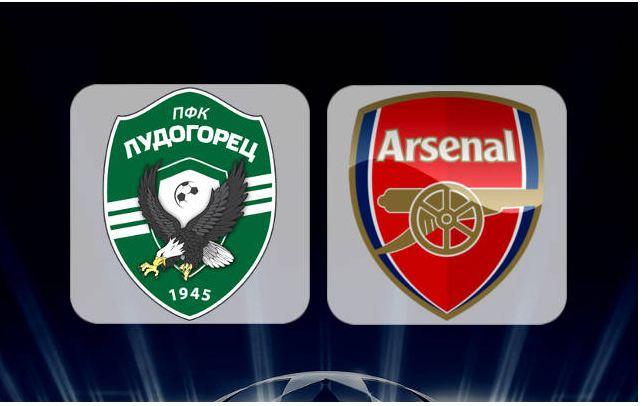 Prediksi Ludogorets Razgrad vs Arsenal