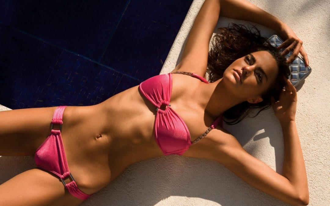 Barbara Fialho Model Seksi Dari Sao Paulo, Brazil