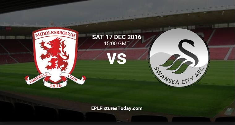 Prediksi Middlesbrough vs Swansea City