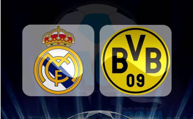 Prediksi Real Madrid vs Borussia Dortmund