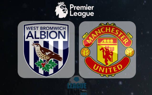 Prediksi West Brom vs Manchester United