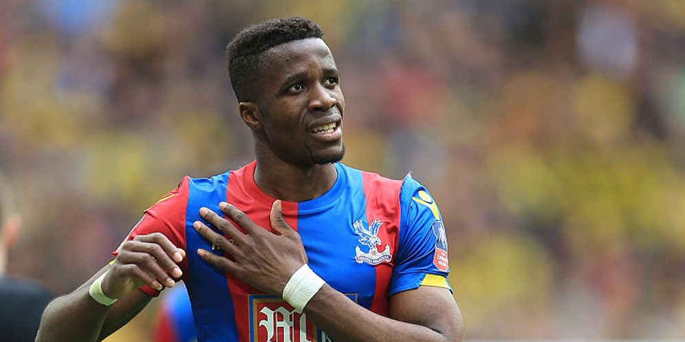 Wilfried Zaha Masuk Radar Liverpool