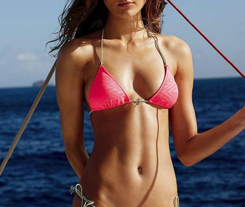 Monika Jagaciak Suka Mengenakan Bikini Minim Dan Hot