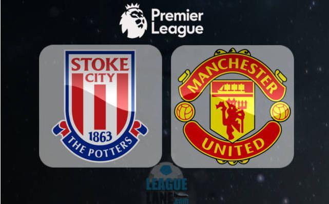 Prediksi Stoke City vs Manchester United