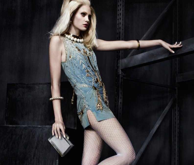 Heidi Mount, Model Cantik Eksotis Amerika Yang Menggoda
