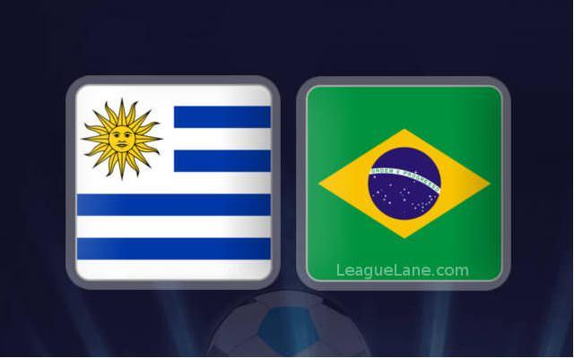 Prediksi Uruguay vs Brazil