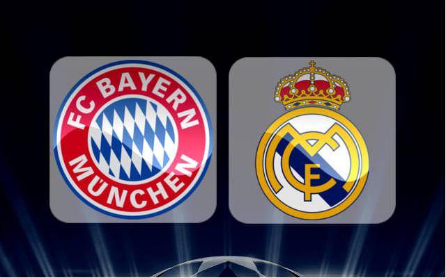 Prediksi Bayern Munich vs Real Madrid