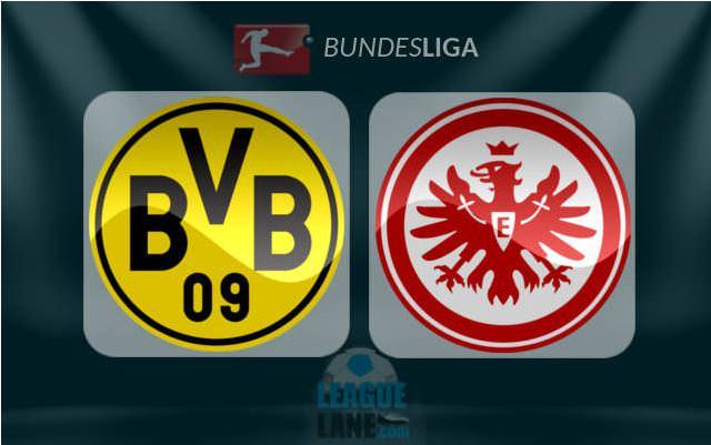 Prediksi Borussia Dortmund vs Eintracht