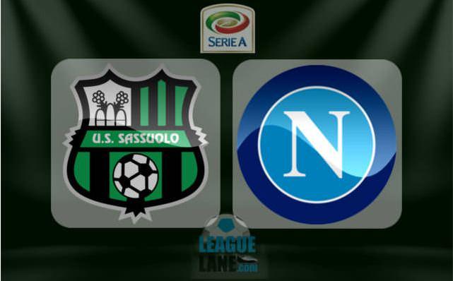 Prediksi Sassualo vs Napoli