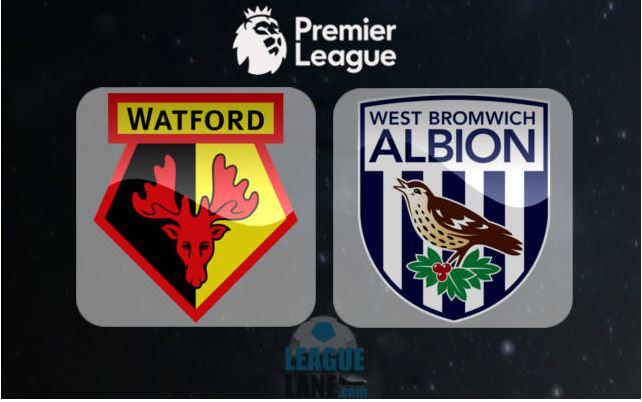 Prediksi Watford vs West Bromwich Albion