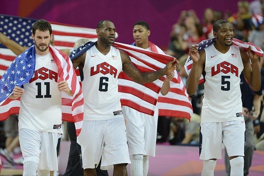 Amerika Serikat Rilis Timnas Basket Untuk Olimpiade 2016 Rio