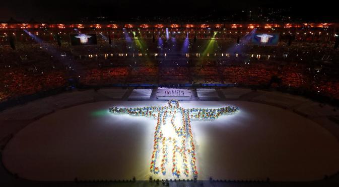 Penutupan Olimpiade Rio 2016 Berlangsung Meriah