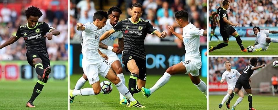 Bagi Chelsea, Imbang Lawan Swansea Adalah Kekalahan