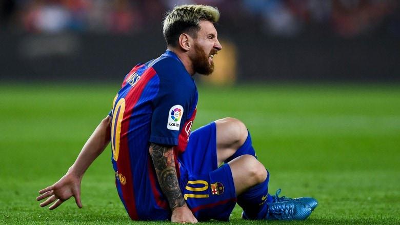 Borussia Moenchengladbach Kecewa Messi Cidera