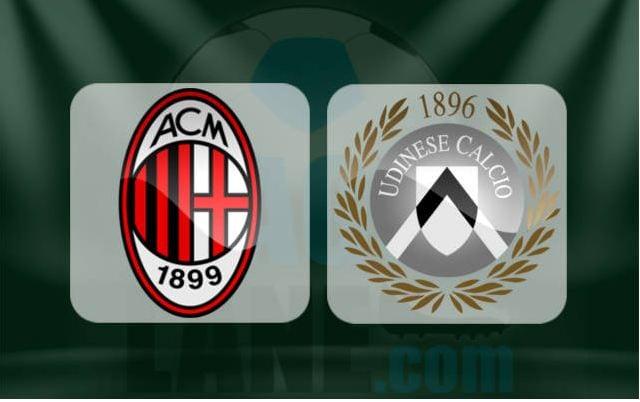 Prediksi Bola : AC Milan VS Udinese