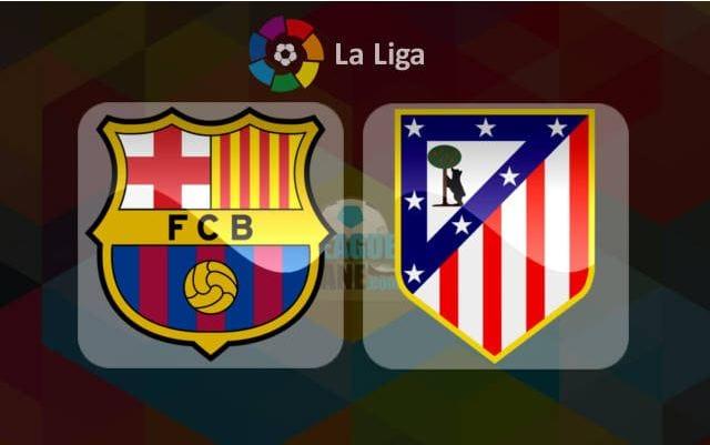 Prediksi Bola Barcelona VS Atletico Madrid