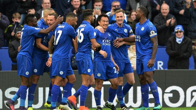 Leicester City Kembali Menang di Liga Inggris