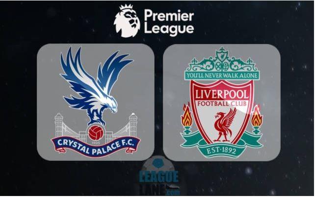 Prediksi Crystal Palace vs Liverpool
