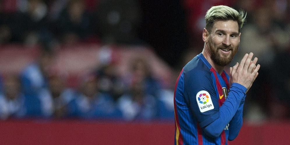 Gasak Celtic Messi Catatkan Rekor Baru