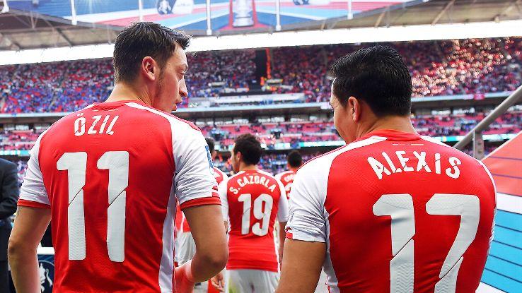 2 Bintang Arsenal Ngambek Karena Inginkan Gaji Seperti Pogba