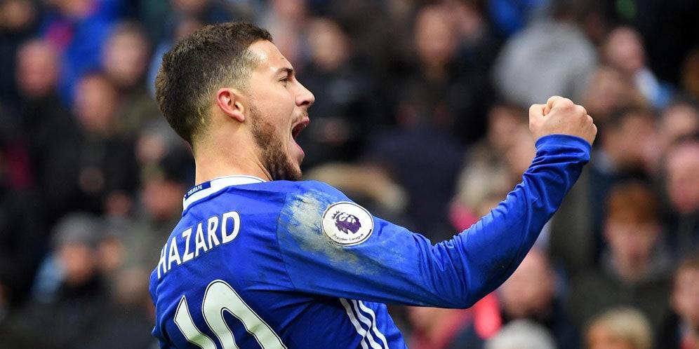 """""""Hazard Pemain Terbaik Liga Primer"""""""