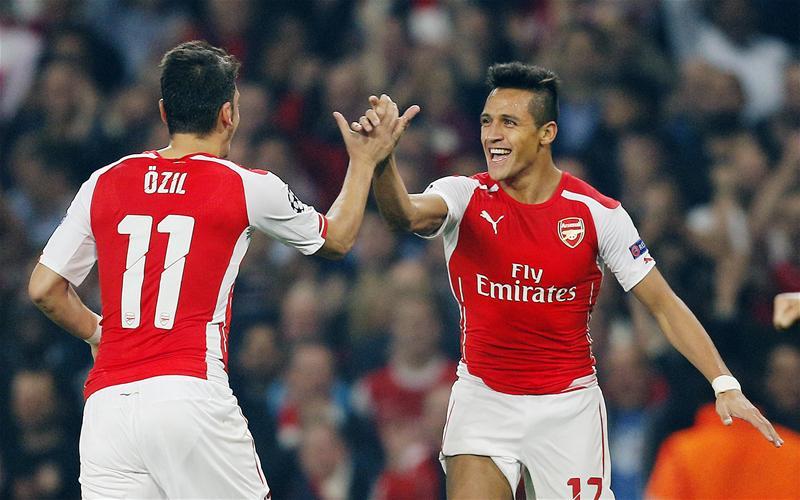 Masa Depan Wenger Tergantung Sanchez Dan Ozil