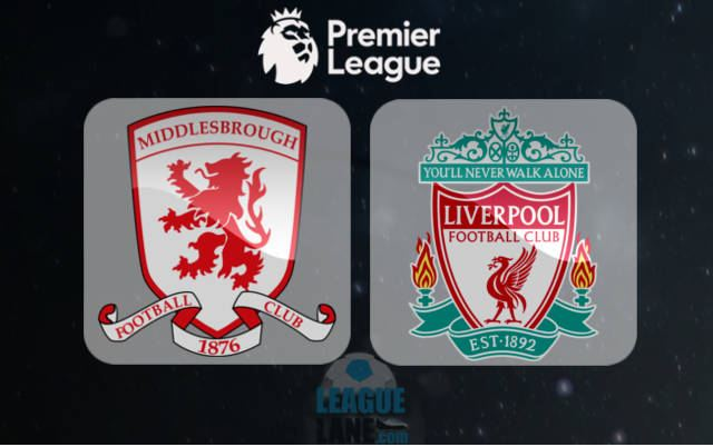 Prediksi Middlesbrough vs Liverpool