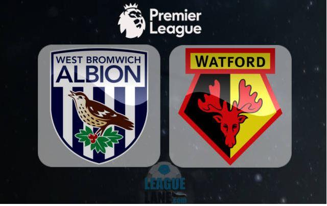 Prediksi West Brom vs Watford