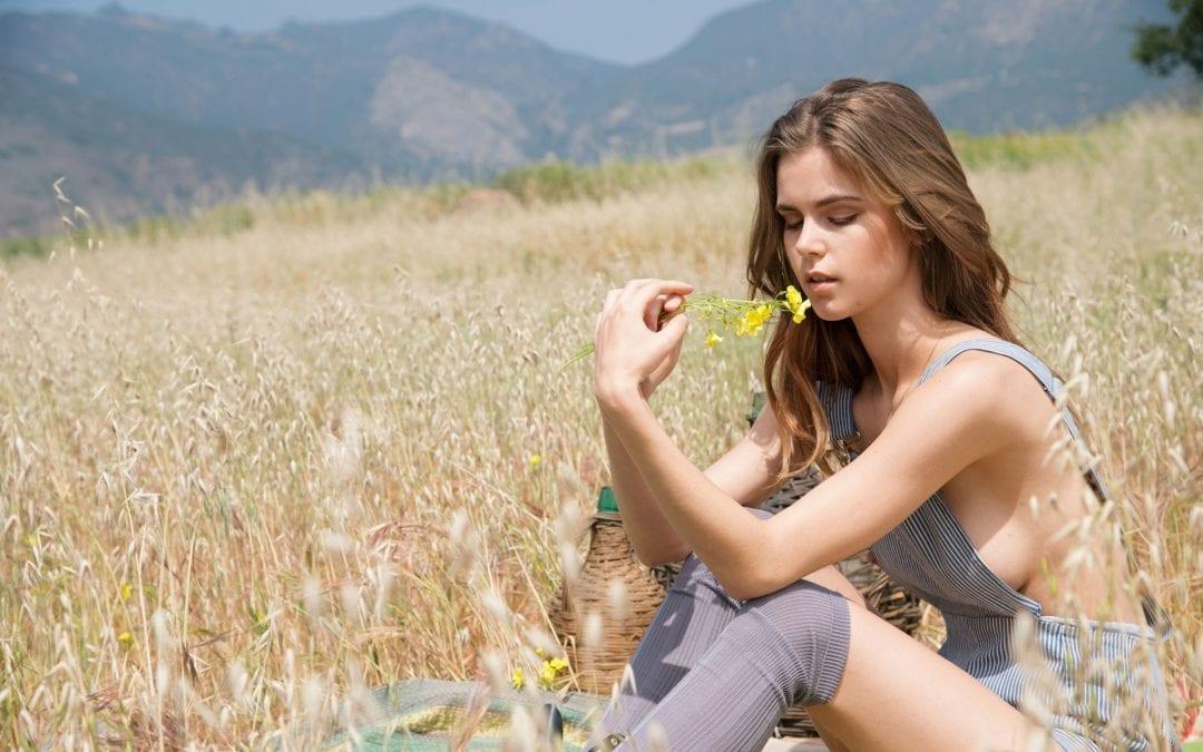 Amberleigh West Model Playboy Pecinta Lelaki Tangguh