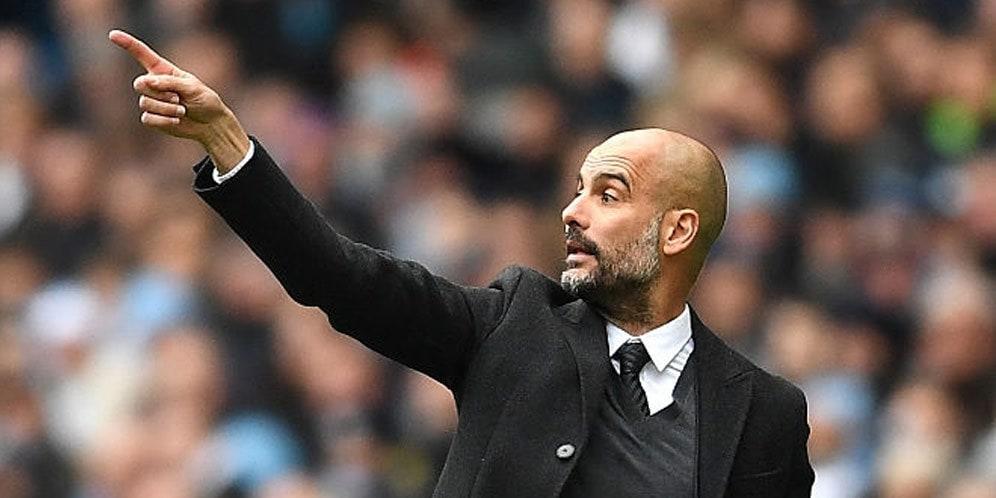 Conte Beri Komentar Tentang Pep Guardiola di City