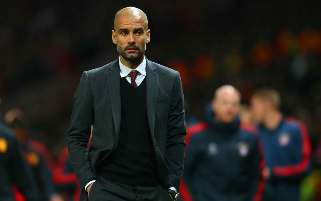Guardiola Sebut City Tak Sebesar Barca dan Munchen