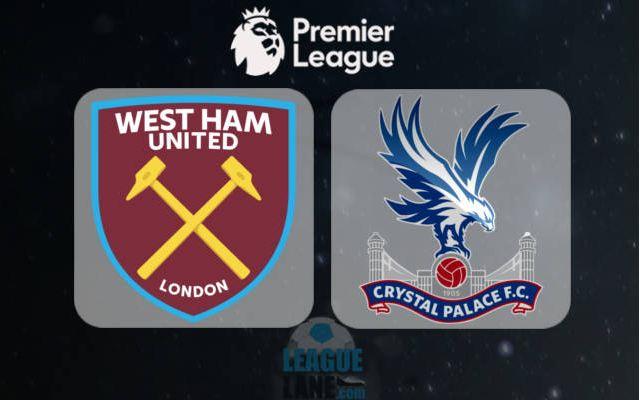 Prediksi West Ham vs Crystal Palace